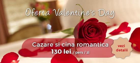 Oferta Valentine's Day apuseni Pensinea Claudia